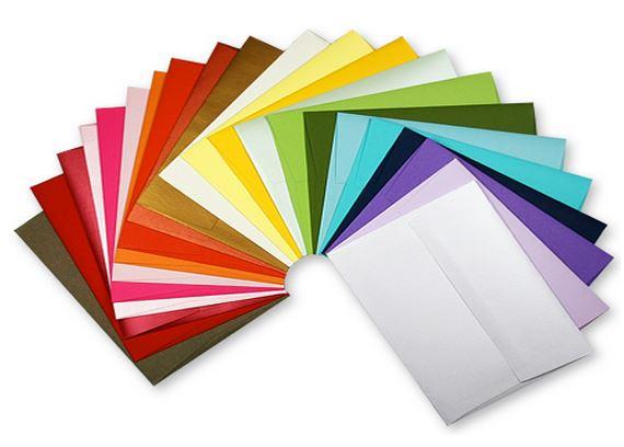 печать конвертов киев