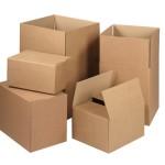 картонная упаковка (коробка) для транспортировки